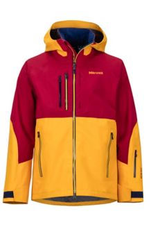 BL Pro Jacket, Golden Sun/Sienna Red, medium
