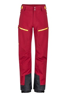 Men's BL Pro Bib Pants, Brick, medium