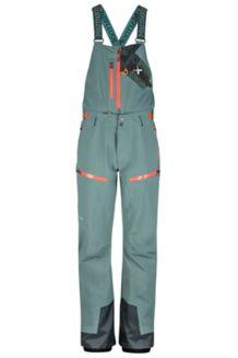 BL PRo Bib Pants, Mallard Green, medium