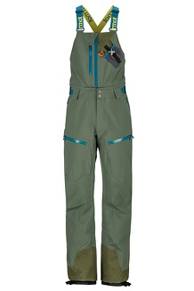 Men's BL Pro Bib Pants, Crocodile, medium