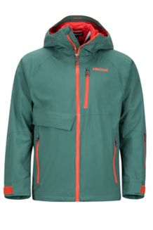 Castle Peak Jacket, Mallard Green, medium