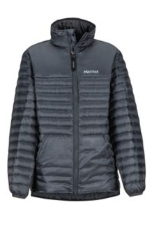 Boys' Hyperlight Down Jacket, Dark Steel, medium