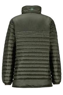 Boys' Hyperlight Down Jacket, Rosin Green, medium