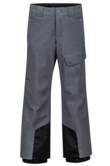 Boy's Bronx Pants, Dark Steel, medium