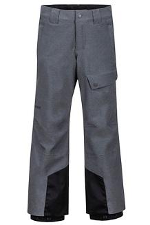 Boy's Bronx Pants, Dark Steel, medium