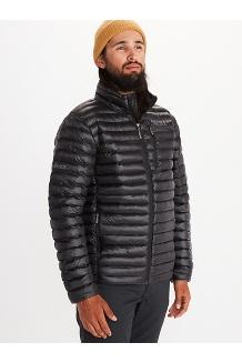 Men's Avant Featherless Jacket, Black, medium