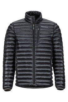 Men's Avant Featherless Jacket, Black, medium