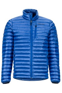 Men's Avant Featherless Jacket, Surf, medium