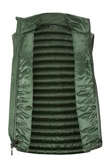 Men's Avant Featherless Vest, Crocodile, medium