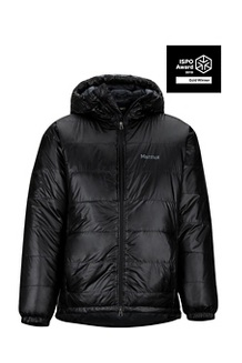 West Rib Parka, Black, medium
