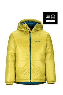 West Rib Parka, Citronelle, medium