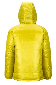 Unisex West Rib Parka, Citronelle, medium