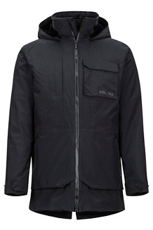 Men's Drake Passage Featherless Component 3-in-1 Jacket, Black, medium