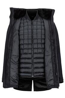 Men's Drake Passage Featherless Component 3-in-1 Jacket, Black, medium
