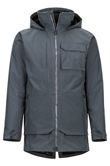 Men's Drake Passage Featherless Component 3-in-1 Jacket, Dark Steel, medium