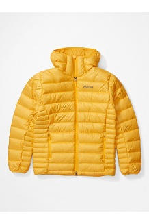 Men's Hype Down Hoody, Solar, medium