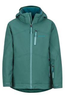 Boy's Ripsaw Jacket, Mallard Green, medium