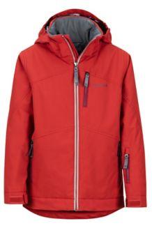 Boy's Ripsaw Jacket, Auburn, medium