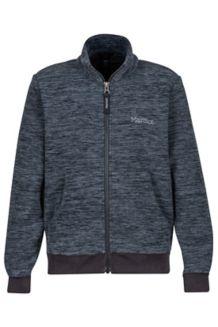 Boy's Couloir Fleece Jacket, Black, medium