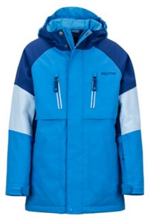 Boy's Gold Star Jacket, Lakeside/Nightfall, medium
