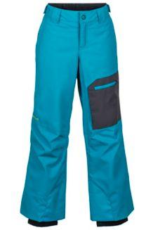 Boy's Burnout Pant, Enamel Blue, medium