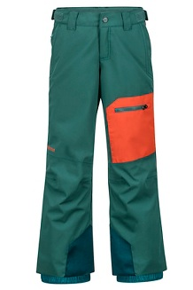 Boy's Burnout Pant, Mallard Green, medium