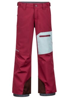 Boy's Burnout Pant, Madder Red, medium