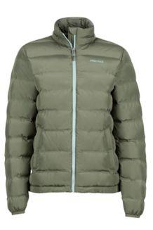 Wm's Alassian Featherless Jacket, Beetle Green, medium