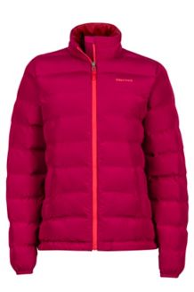 Wm's Alassian Featherless Jacket, Red Dahlia, medium