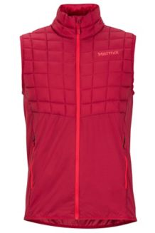 Featherless Trail Vest, Sienna Red, medium