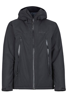 Men's Solaris Jacket, Black, medium