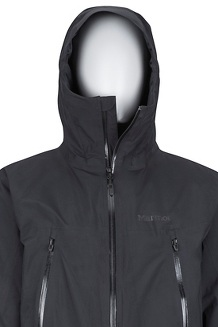 Men's Solaris Jacket, Black, medium
