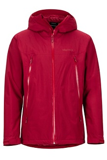 Men's Solaris Jacket, Brick, medium