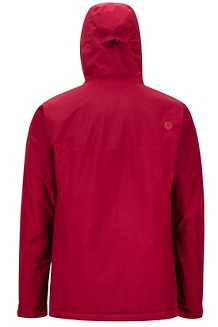 Men's Solaris Jacket, Brick, medium