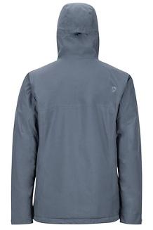 Men's Solaris Jacket, Steel Onyx, medium