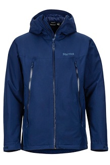 Men's Solaris Jacket, Arctic Navy, medium