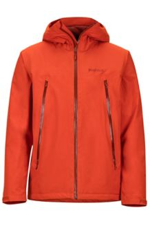 Solaris Jacket, Orange Haze, medium