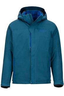Synergy Featherless Jacket, Denim, medium