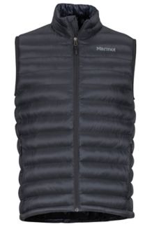 Solus Featherless Vest, Black, medium