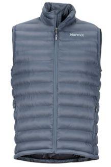 Solus Featherless Vest, Steel Onyx, medium