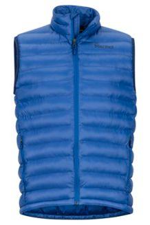 Solus Featherless Vest, Dark Cerulean, medium