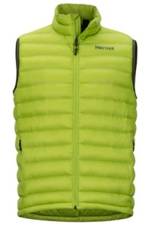 Solus Featherless Vest, Macaw Green, medium