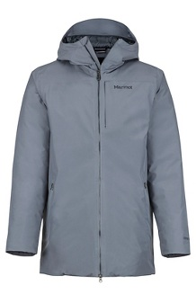 Men's Oslo Jacket, Steel Onyx, medium