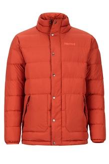 Warm II Jacket, Dark Rust, medium