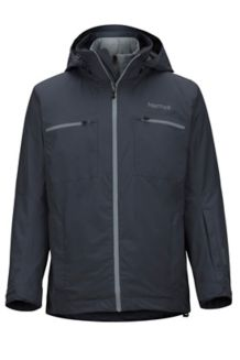 KT Component Jacket, Steel Onyx, medium