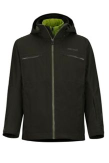 KT Component Jacket, Rosin Green, medium