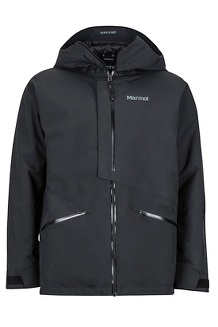 Men's Androo Jacket, Black, medium