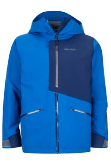Androo Jacket, Dark Cerulean/Arctic Navy, medium
