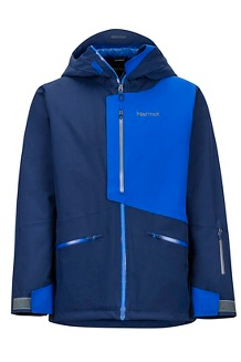 Men's Androo Jacket, Arctic Navy/Surf, medium