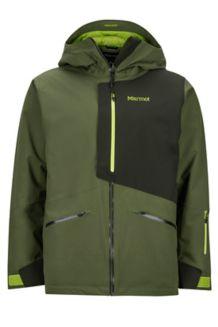 Androo Jacket, Bomber Green/Rosin Green, medium